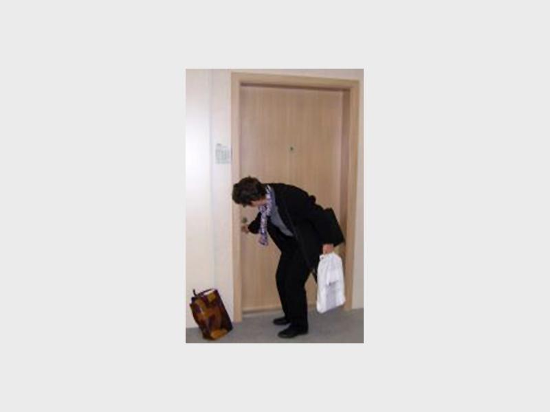 Fabulous DIN 18040-1 Türen - nullbarriere FS82