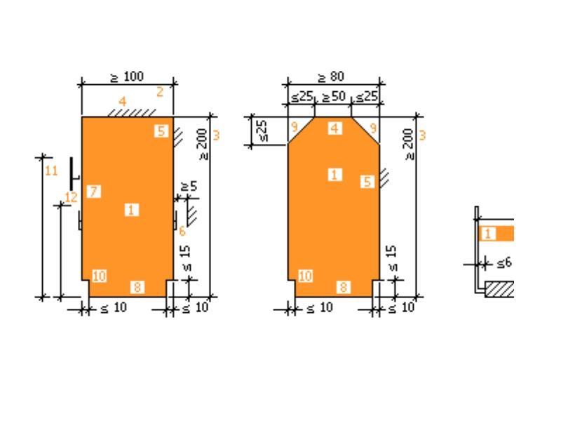 barrierefrei planen und bauen din 18065 treppen. Black Bedroom Furniture Sets. Home Design Ideas