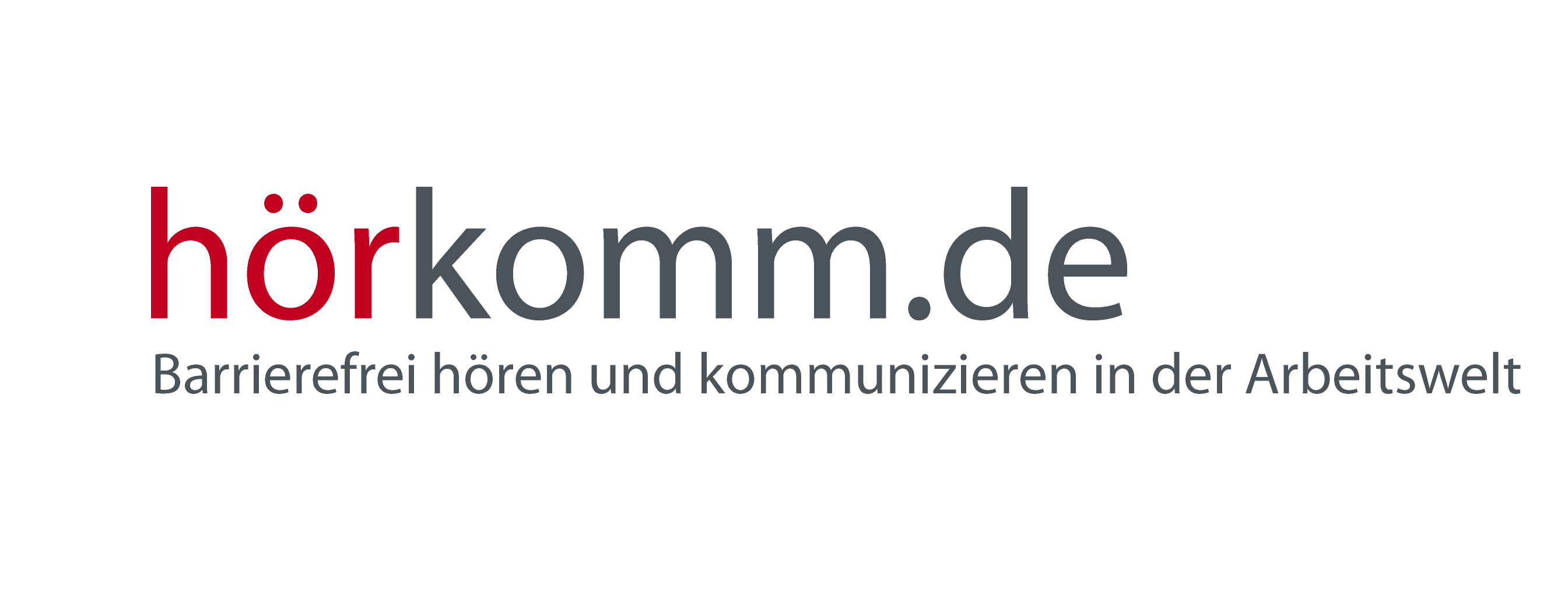 neues Fenster: http://www.hoerkomm.de/start.html