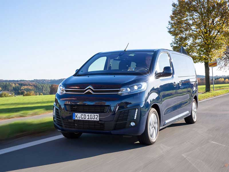 Citroen Space Tourer -  Bildquelle: PSA Group