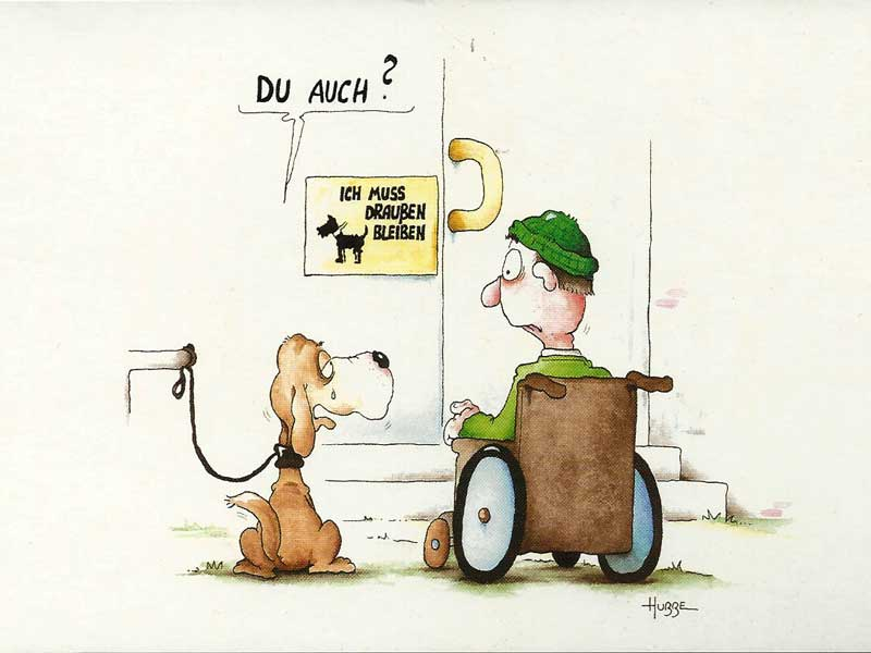 Bild Hubbe Cartoon