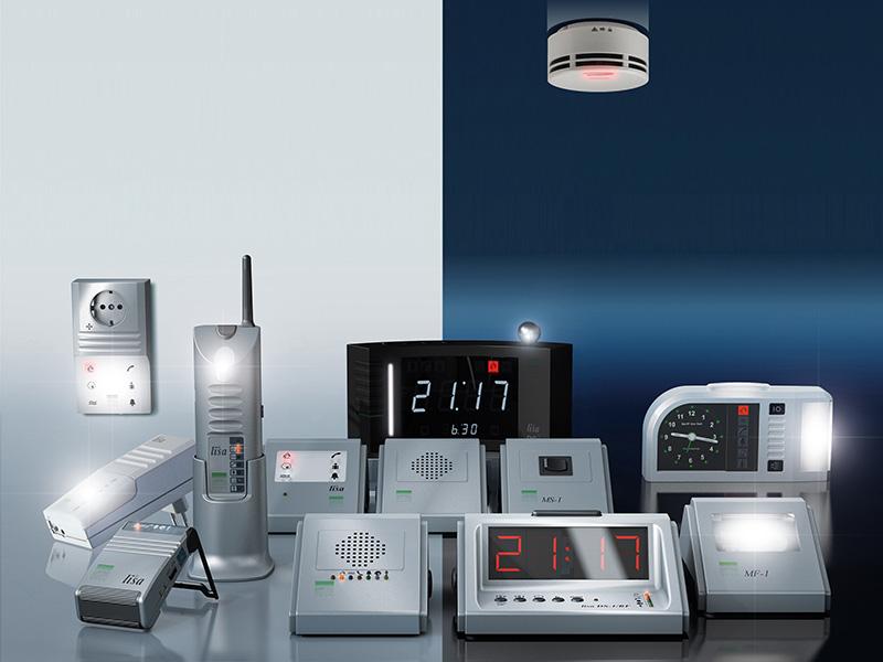 akustische und optische funk signalanlagen bei schwerh rigkeit. Black Bedroom Furniture Sets. Home Design Ideas