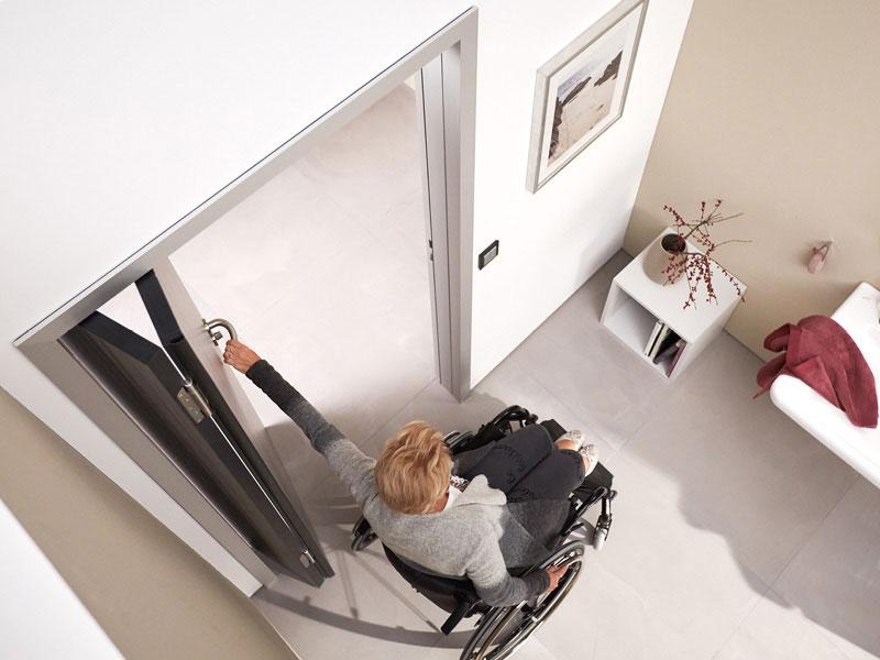 t ren und fenster nullbarriere. Black Bedroom Furniture Sets. Home Design Ideas