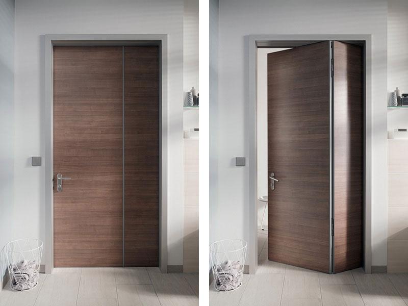 barrierefrei wohnen raumspart r falt dreht r. Black Bedroom Furniture Sets. Home Design Ideas