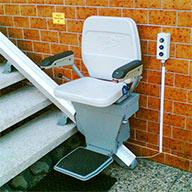 barrierefrei bauen gebrauchte treppensitzlifte f r innen. Black Bedroom Furniture Sets. Home Design Ideas