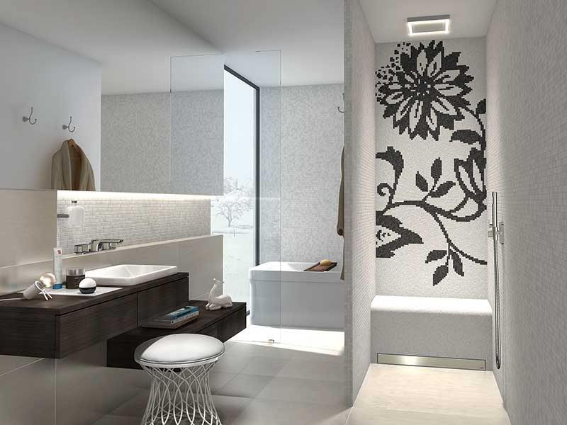 barrierefreie bodengleiche dusche. Black Bedroom Furniture Sets. Home Design Ideas