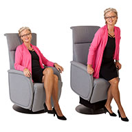 ergonomische pflegesessel und wellness sessel nullbarriere. Black Bedroom Furniture Sets. Home Design Ideas